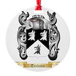 Tuckson Round Ornament