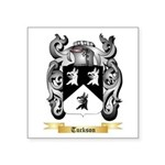 Tuckson Square Sticker 3