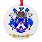 Tucker Round Ornament