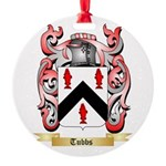 Tubbs Round Ornament