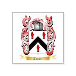 Tubbs Square Sticker 3