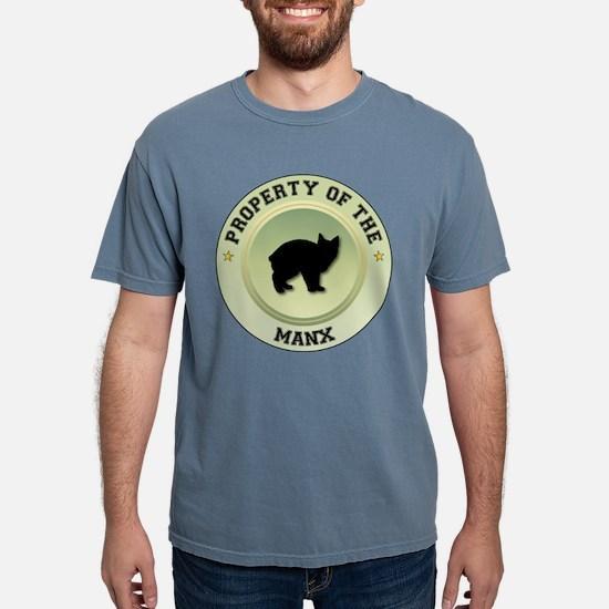 Manx Property Women's Dark T-Shirt