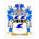 Tschirschke Small Poster