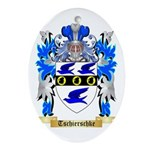 Tschierschke Oval Ornament