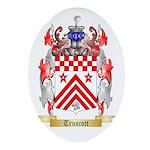 Truscott Oval Ornament