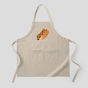 Hotdog Fast Food art Apron