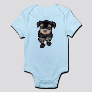 Cute Yorkipoo dog Body Suit