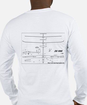 DG-1000 Long Sleeve 3 View Shirt