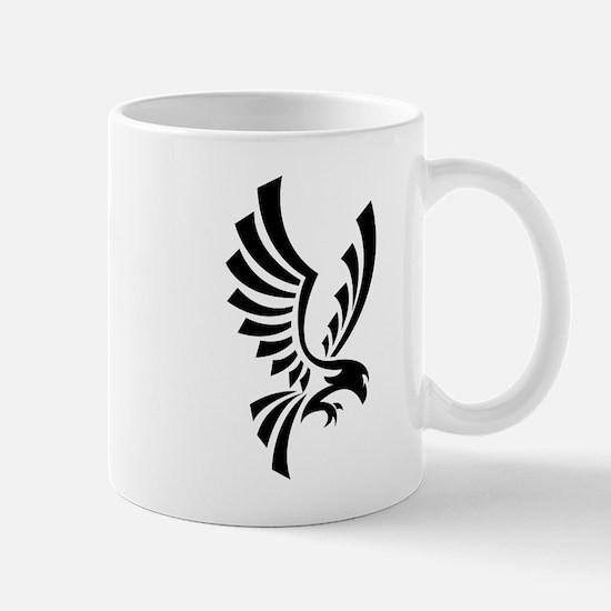 Eagle symbol Mugs