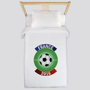 France 2016 Soccer Twin Duvet
