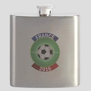 France 2016 Soccer Flask