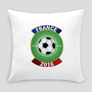 France 2016 Soccer Everyday Pillow