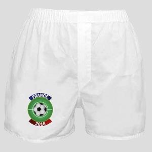 France 2016 Soccer Boxer Shorts