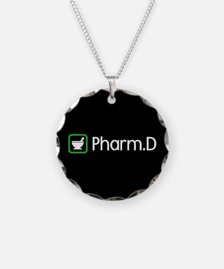 Pharm.D (Green) Necklace