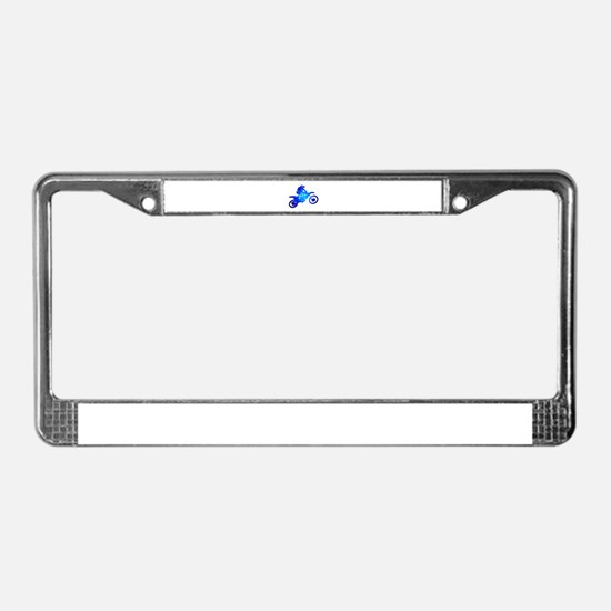 MX License Plate Frame