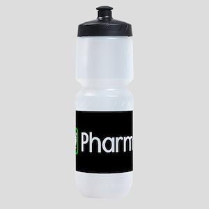 Pharm.D (Green) Sports Bottle