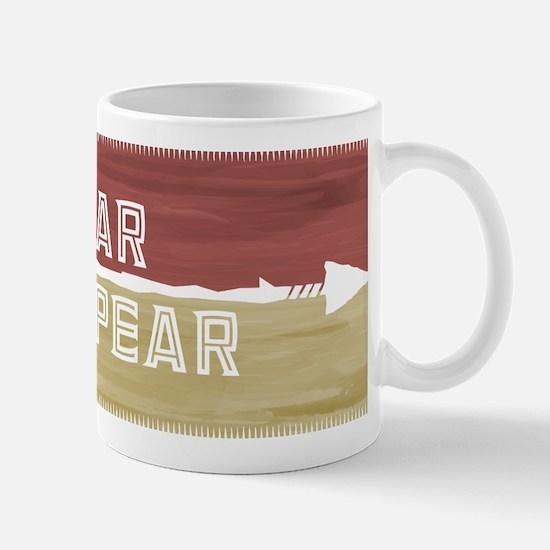 Fear the Spear Mugs