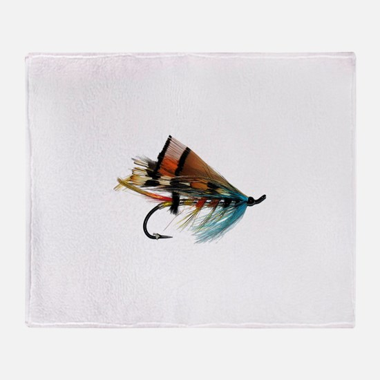 fly 2 Throw Blanket