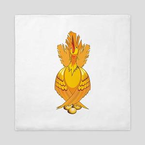 Phoenix Queen Duvet