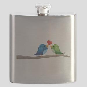Twitter bird Flask