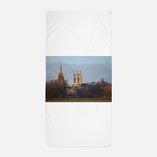 Christchurch College Beach Towel