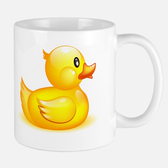 Rubber duck Mugs