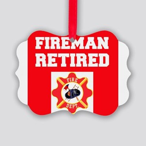 Fireman Retired Ornament