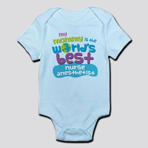 Nurse Anesthetist Gift for Kids Infant Bodysuit