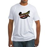 Join The Fight!  Fitted T-Shirt