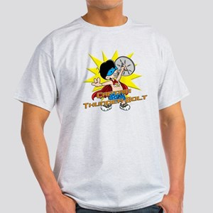 Captain Thunderbolt Light T-Shirt