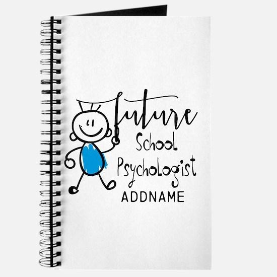 Future School Psychologist Personalized Journal