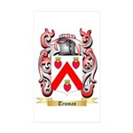 Truman Sticker (Rectangle 50 pk)