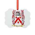 Truman Picture Ornament