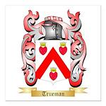 Trueman Square Car Magnet 3