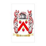 Trueman Sticker (Rectangle)