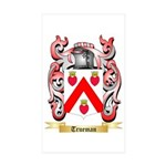 Trueman Sticker (Rectangle 10 pk)