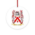 Trueman Round Ornament