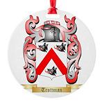 Trottman Round Ornament