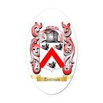 Trottman Oval Car Magnet