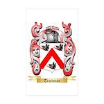 Trottman Sticker (Rectangle 50 pk)
