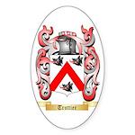 Trottier Sticker (Oval)