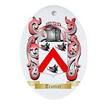 Trottier Oval Ornament