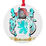 Tronter Round Ornament