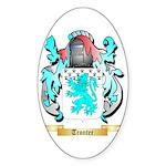 Tronter Sticker (Oval)