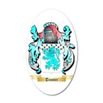Tronter 35x21 Oval Wall Decal