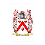 Tromans Sticker (Rectangle 50 pk)