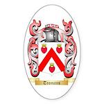 Tromans Sticker (Oval)