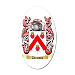 Tromans 35x21 Oval Wall Decal