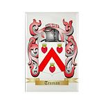 Troman Rectangle Magnet (100 pack)