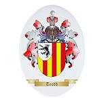 Trodd Oval Ornament
